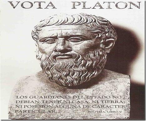 vota platon